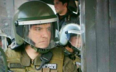 Capitán Rodrigo Sanzana formalizado por apremios ilegítimos