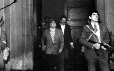 Familiares de víctimas del GAP en La Moneda en 1973 acusan al PS de abandono político
